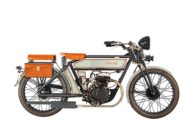 A Brand New Flat Tank Classic Bike Guide