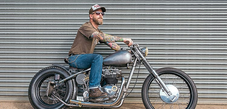 The Bedfordshire Bobber – Classic Bike Guide