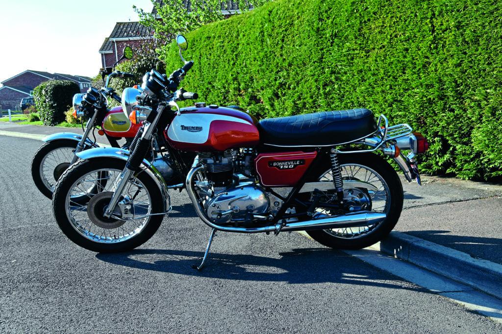T140 Bonneville Classic Bike Guide
