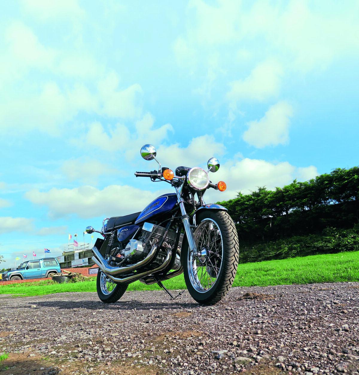 Kawasaki KH400 – Classic Bike Guide