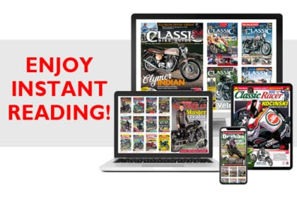 Read your favourite magazines on any device