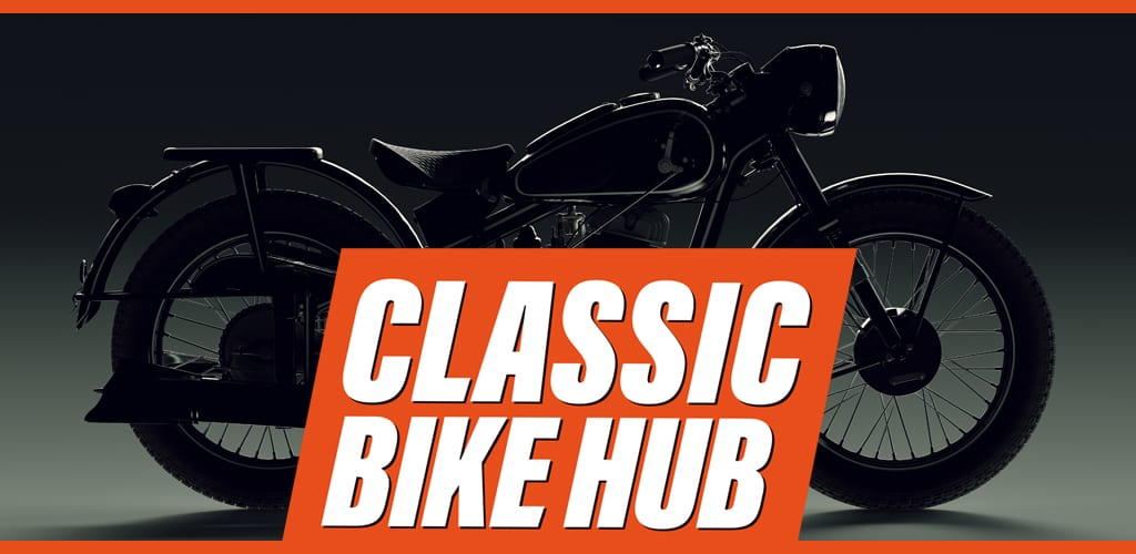 Classic Bike Hub launch