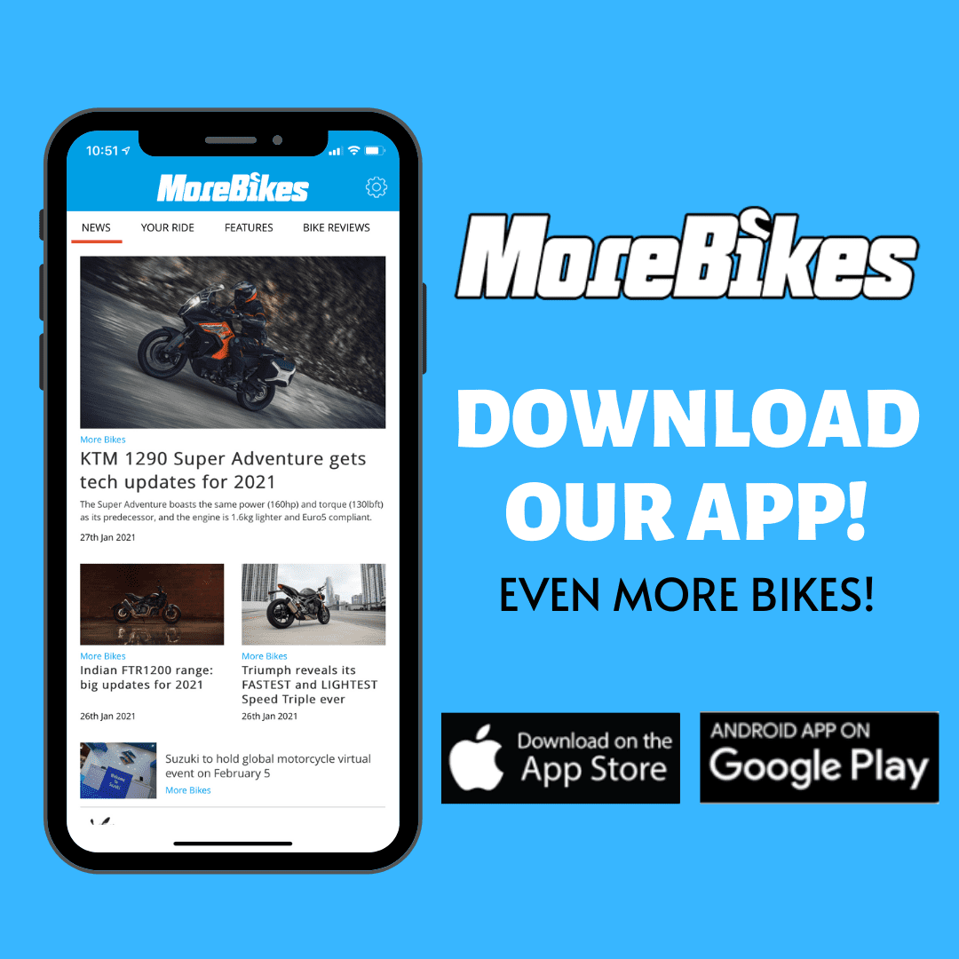 MoreBikes App